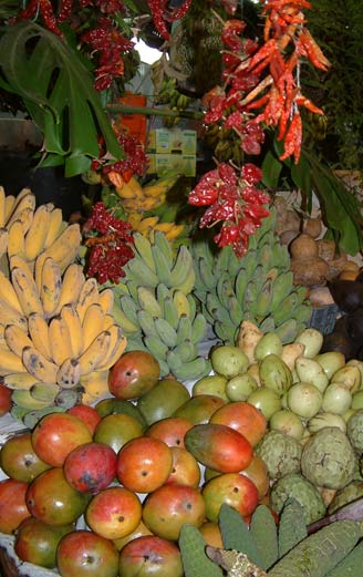 Funchal Fruit and Vegetable Market